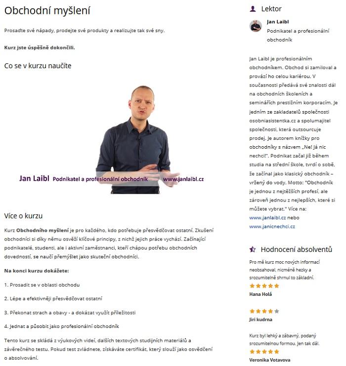 Seduo.cz – online vzdelávacie kurzy